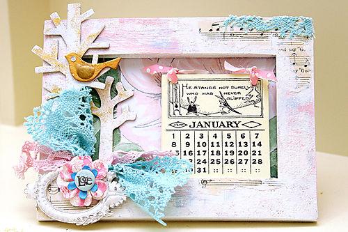 Iris calendar