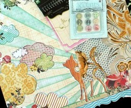 July main kit Whimsical Wonderland 001