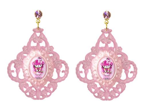Tarantino earrings