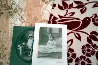 November Main Kit Vintage Treasures CU5 010