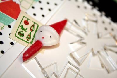 Special Edition Kit Santas Candyland Cottage CU3 005