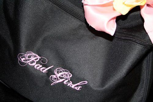 Bad Girls Tote Bags 001