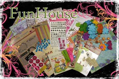 Fun house w brushes