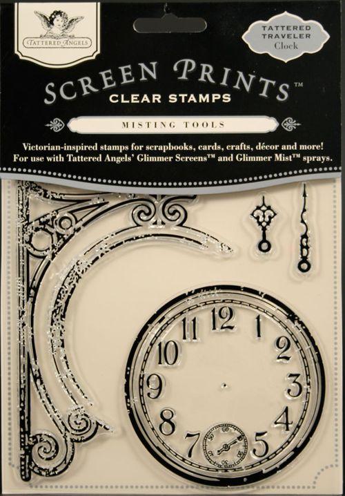 Stamp-Clock