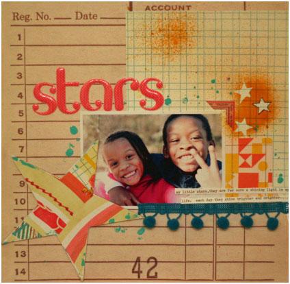 Vee stars