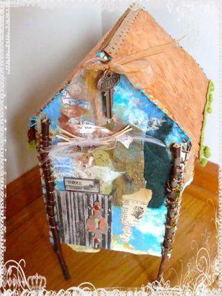 Jenn birdhouse