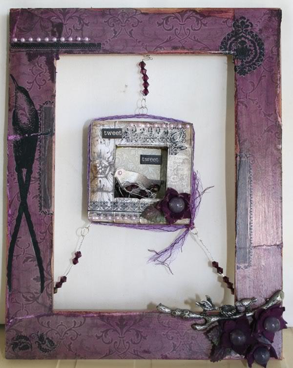 Tania davey frame