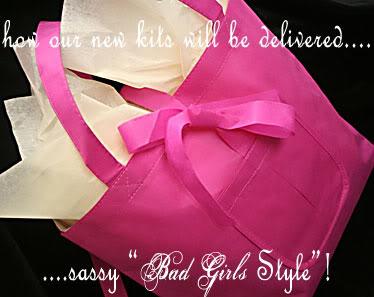 Bad girls tote