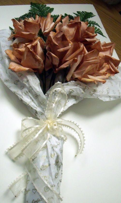Paper roses 0041